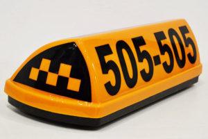 Шашка такси Даллас Pro