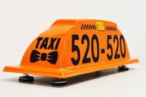 Шашка такси пингвин