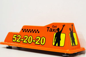 Шашка такси Лайнер