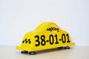 Шашка такси Мини Орел