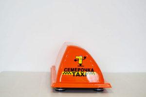 Шашка такси Сокол