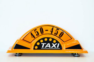 Шашка такси Телефон 45