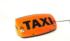 Шашка такси Тиарес про