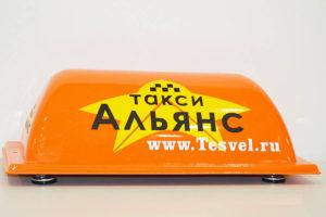 Шашка такси Журавль